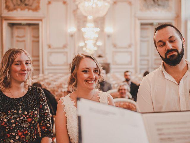 Le mariage de Franck et Aurore à Strasbourg, Bas Rhin 24
