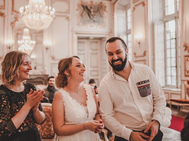 Le mariage de Franck et Aurore à Strasbourg, Bas Rhin 25