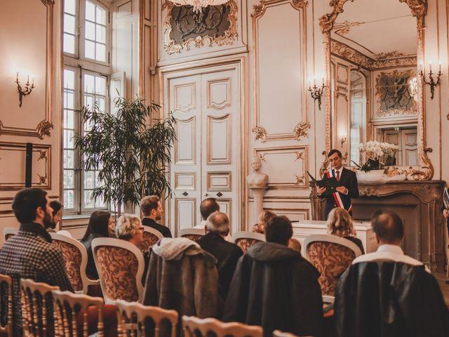 Le mariage de Franck et Aurore à Strasbourg, Bas Rhin 31