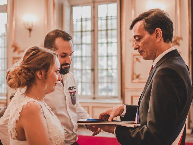 Le mariage de Franck et Aurore à Strasbourg, Bas Rhin 33