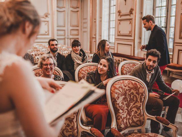 Le mariage de Franck et Aurore à Strasbourg, Bas Rhin 34