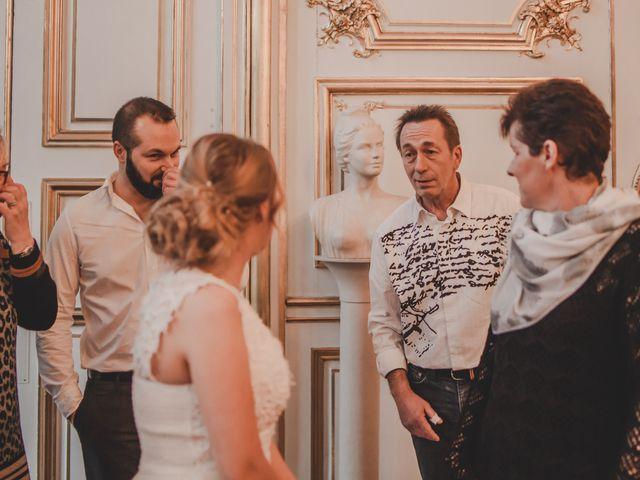Le mariage de Franck et Aurore à Strasbourg, Bas Rhin 42
