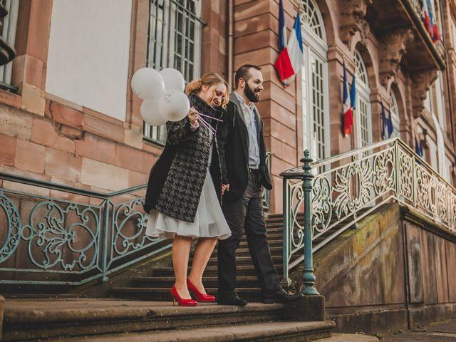 Le mariage de Franck et Aurore à Strasbourg, Bas Rhin 49