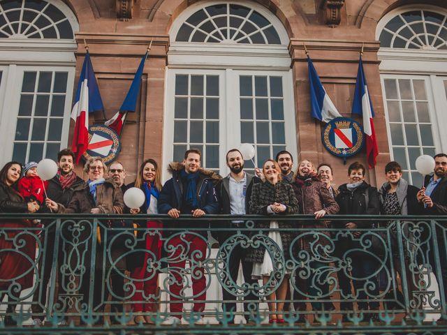Le mariage de Franck et Aurore à Strasbourg, Bas Rhin 50