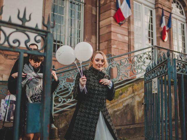 Le mariage de Franck et Aurore à Strasbourg, Bas Rhin 53