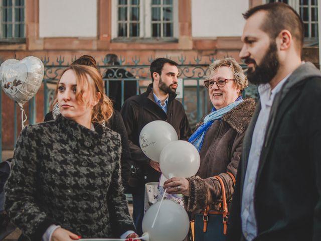 Le mariage de Franck et Aurore à Strasbourg, Bas Rhin 55