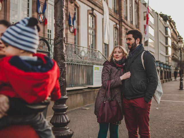 Le mariage de Franck et Aurore à Strasbourg, Bas Rhin 56