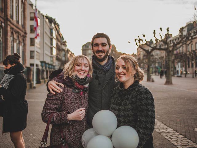 Le mariage de Franck et Aurore à Strasbourg, Bas Rhin 61