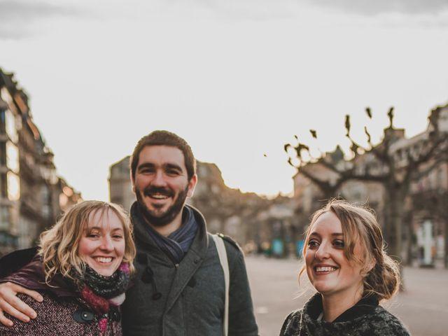 Le mariage de Franck et Aurore à Strasbourg, Bas Rhin 62