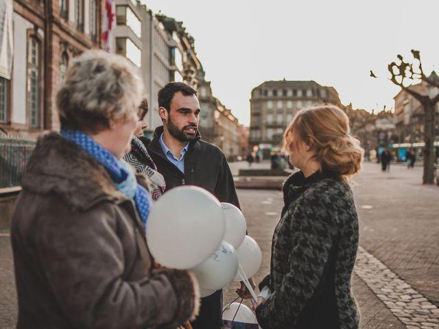 Le mariage de Franck et Aurore à Strasbourg, Bas Rhin 63