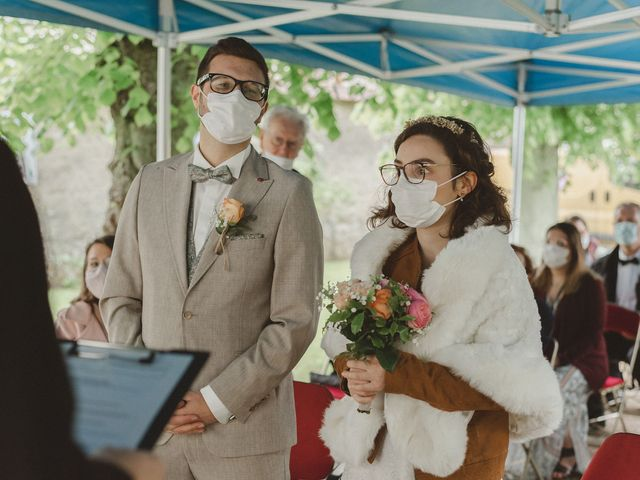 Le mariage de Jérémy et Marion à Mondeville, Essonne 1