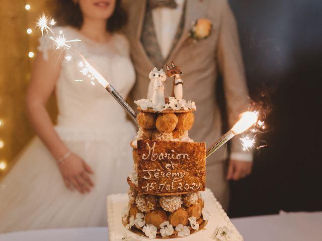 Le mariage de Jérémy et Marion à Mondeville, Essonne 59
