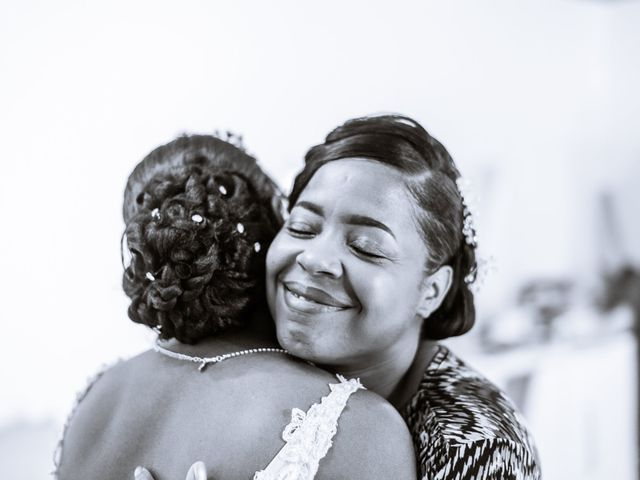 Le mariage de Nathan et Joselia à Fort-de-France, Martinique 1