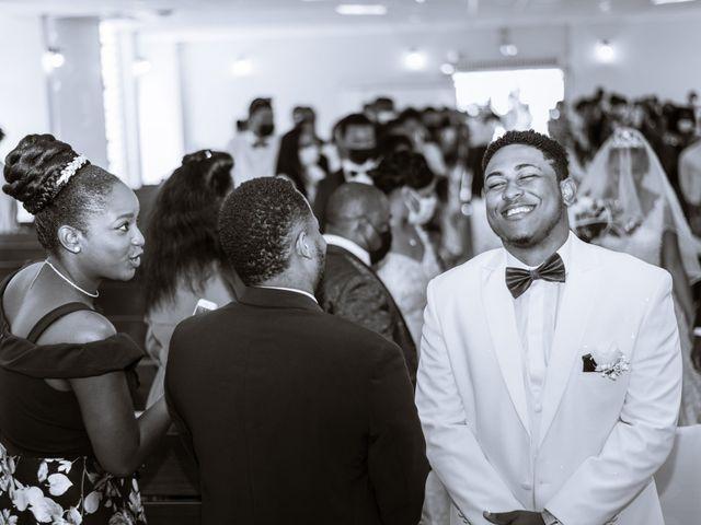 Le mariage de Nathan et Joselia à Fort-de-France, Martinique 7