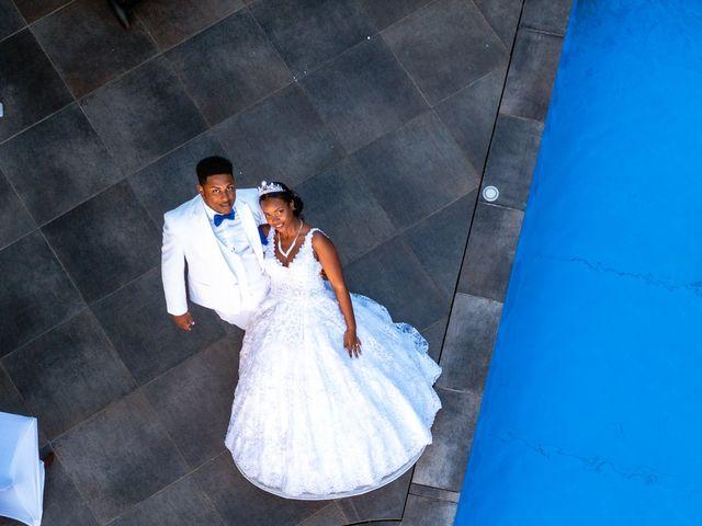 Le mariage de Nathan et Joselia à Fort-de-France, Martinique 9