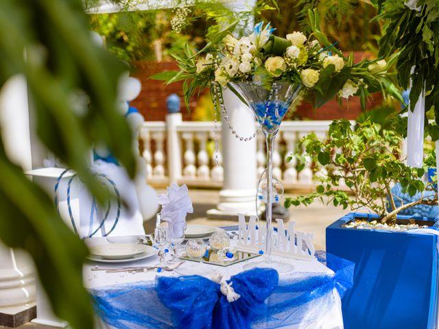Le mariage de Nathan et Joselia à Fort-de-France, Martinique 10