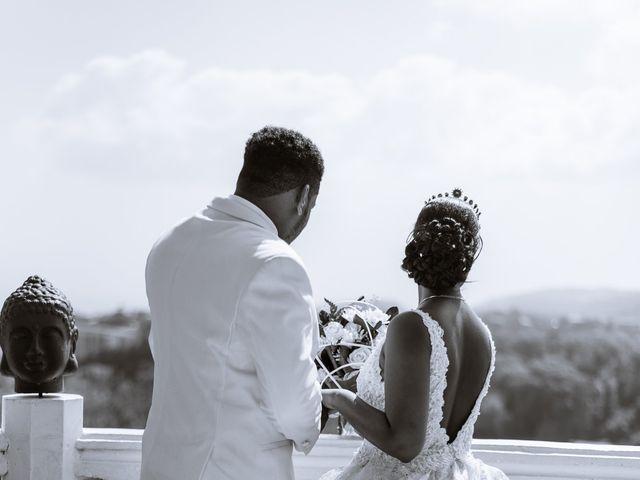 Le mariage de Nathan et Joselia à Fort-de-France, Martinique 12