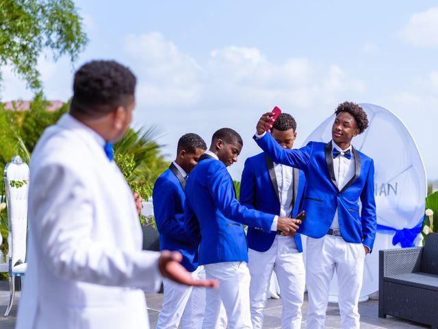Le mariage de Nathan et Joselia à Fort-de-France, Martinique 13