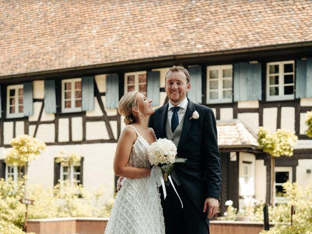 Le mariage de Hugo et Melissa à Steinbrunn-le-Bas, Haut Rhin 4