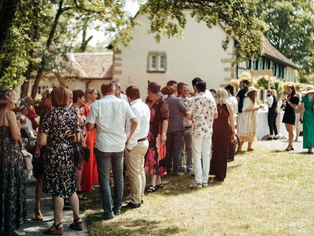 Le mariage de Hugo et Melissa à Steinbrunn-le-Bas, Haut Rhin 6