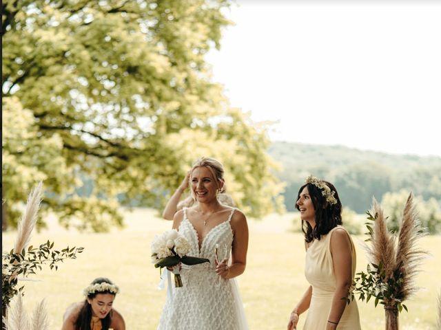 Le mariage de Hugo et Melissa à Steinbrunn-le-Bas, Haut Rhin 9