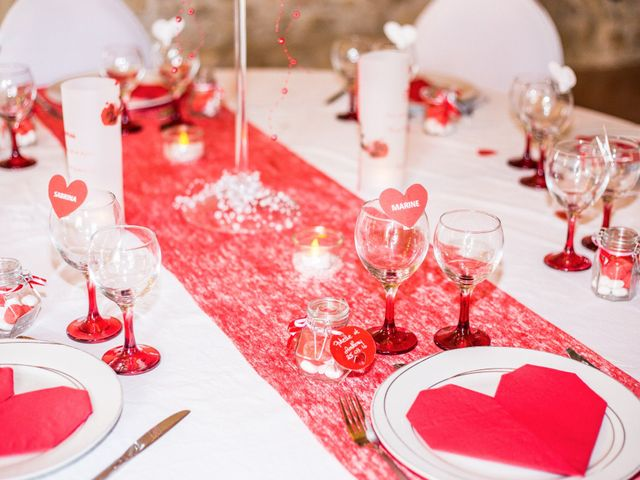 Le mariage de Anthony et Priscillia à Crazannes, Charente Maritime 10