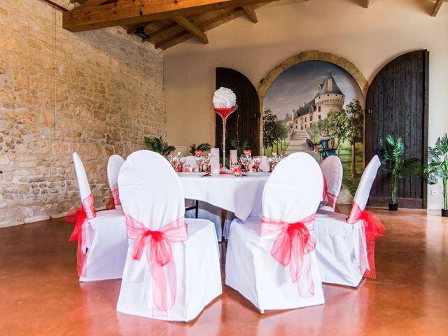 Le mariage de Anthony et Priscillia à Crazannes, Charente Maritime 19