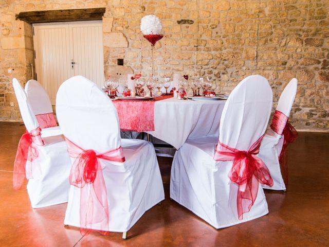 Le mariage de Anthony et Priscillia à Crazannes, Charente Maritime 20