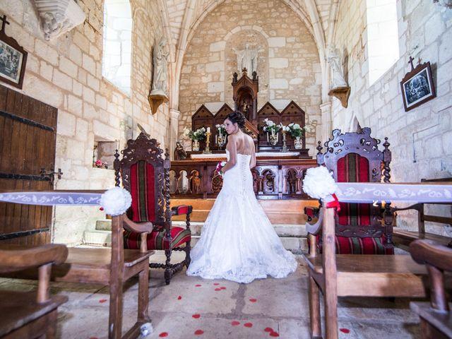 Le mariage de Anthony et Priscillia à Crazannes, Charente Maritime 28