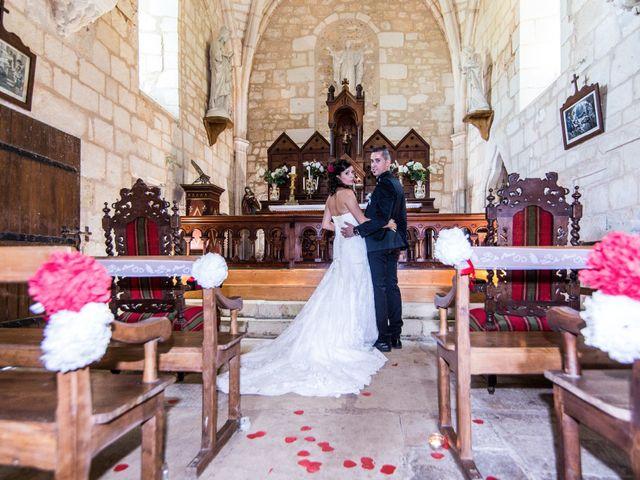 Le mariage de Anthony et Priscillia à Crazannes, Charente Maritime 29