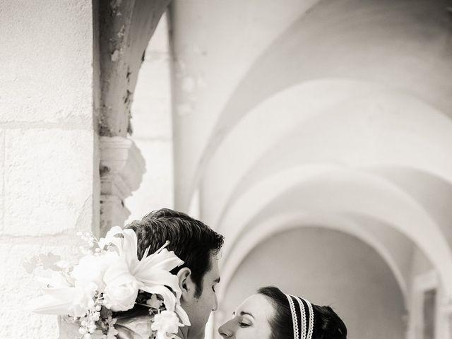 Le mariage de Mathieu et Marie à Vic-sur-Seille, Moselle 5