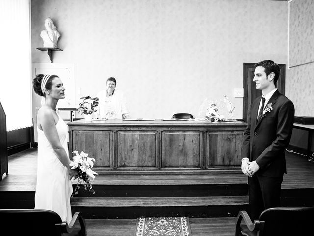 Le mariage de Mathieu et Marie à Vic-sur-Seille, Moselle 15