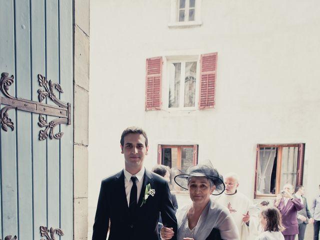 Le mariage de Mathieu et Marie à Vic-sur-Seille, Moselle 18