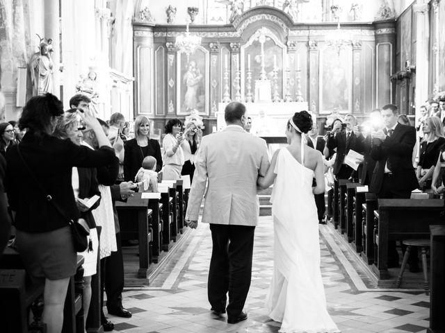 Le mariage de Mathieu et Marie à Vic-sur-Seille, Moselle 20