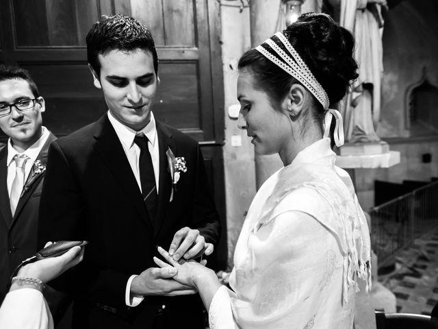 Le mariage de Mathieu et Marie à Vic-sur-Seille, Moselle 21