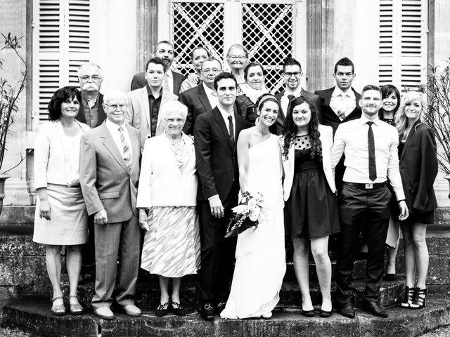 Le mariage de Mathieu et Marie à Vic-sur-Seille, Moselle 35