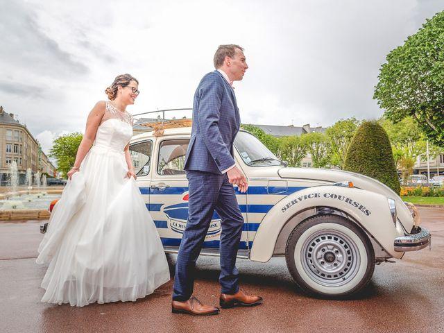 Le mariage de Clément et Alice à Saint-Nazaire, Loire Atlantique 1