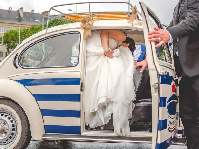 Le mariage de Clément et Alice à Saint-Nazaire, Loire Atlantique 12