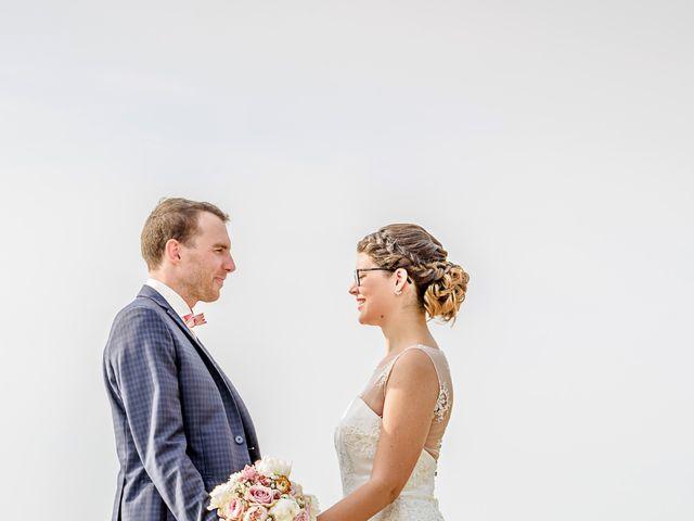 Le mariage de Clément et Alice à Saint-Nazaire, Loire Atlantique 35