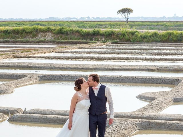 Le mariage de Clément et Alice à Saint-Nazaire, Loire Atlantique 2
