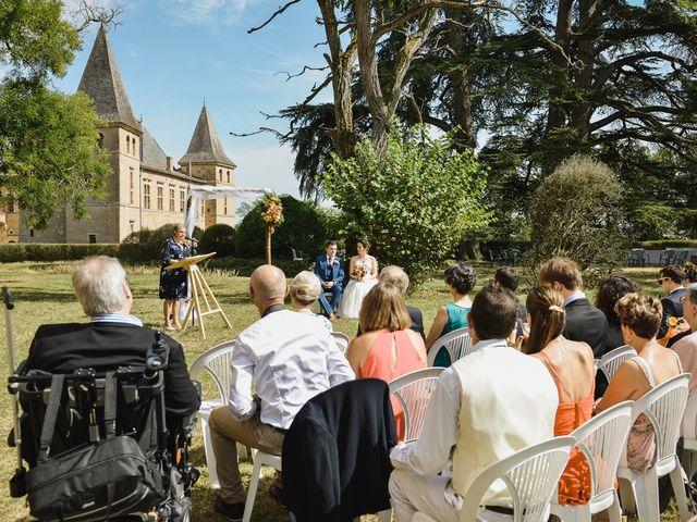 Le mariage de Max et Pascale à Cazaux-Savès, Gers 122