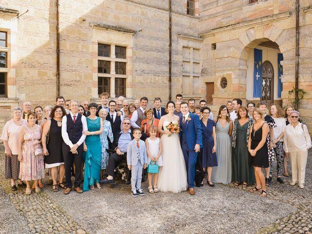 Le mariage de Max et Pascale à Cazaux-Savès, Gers 134