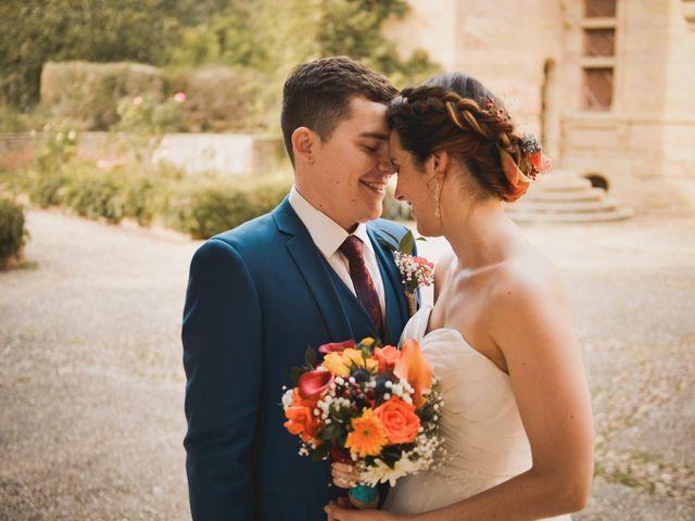 Le mariage de Max et Pascale à Cazaux-Savès, Gers 1