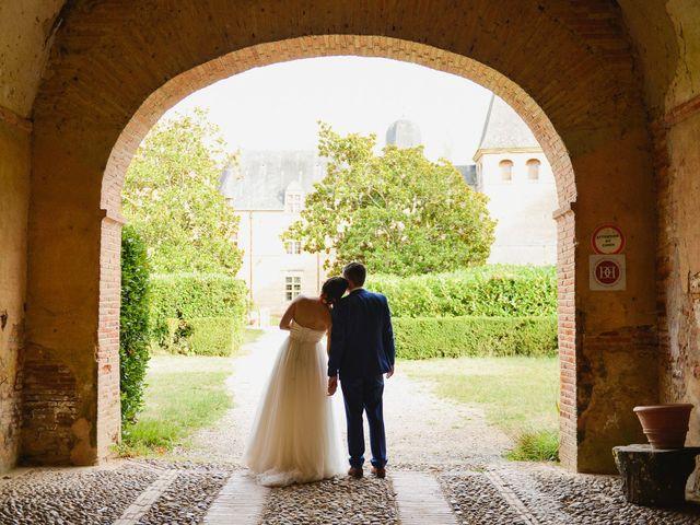 Le mariage de Pascale et Max