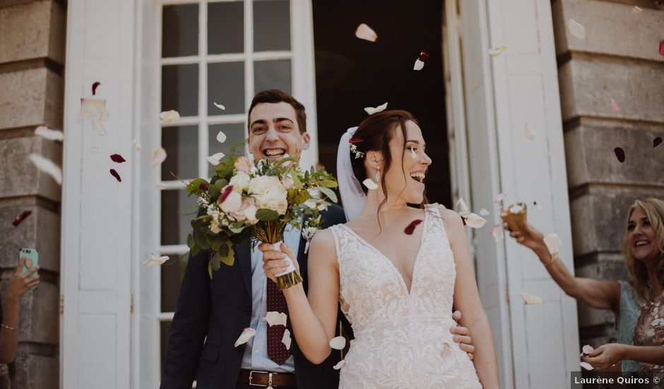 Le mariage de Philippe et Olivia à Talence, Gironde