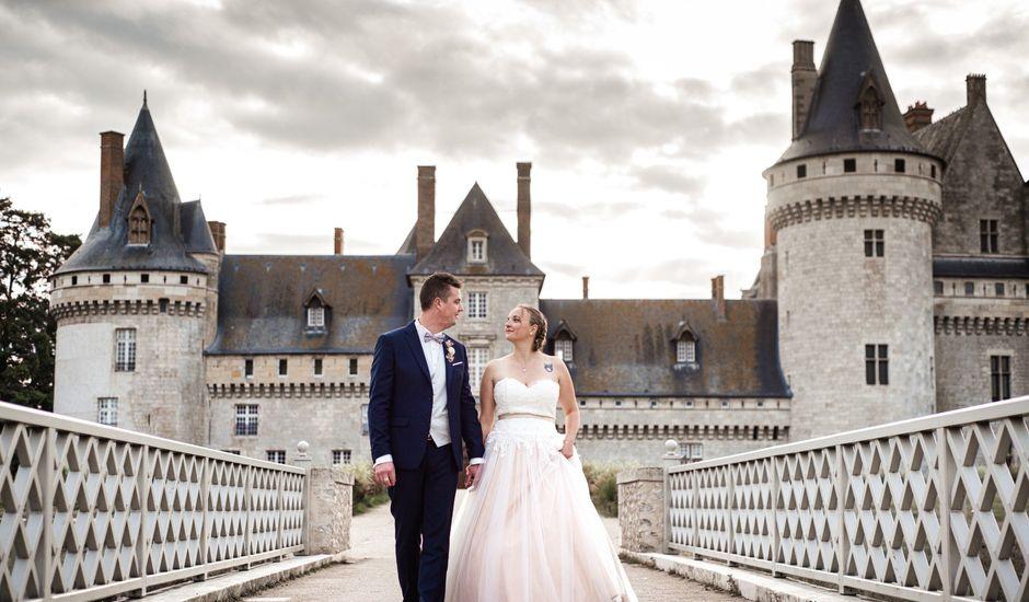 Le mariage de Baptiste et Joanna à Saint-Laurent-Nouan, Loir-et-Cher