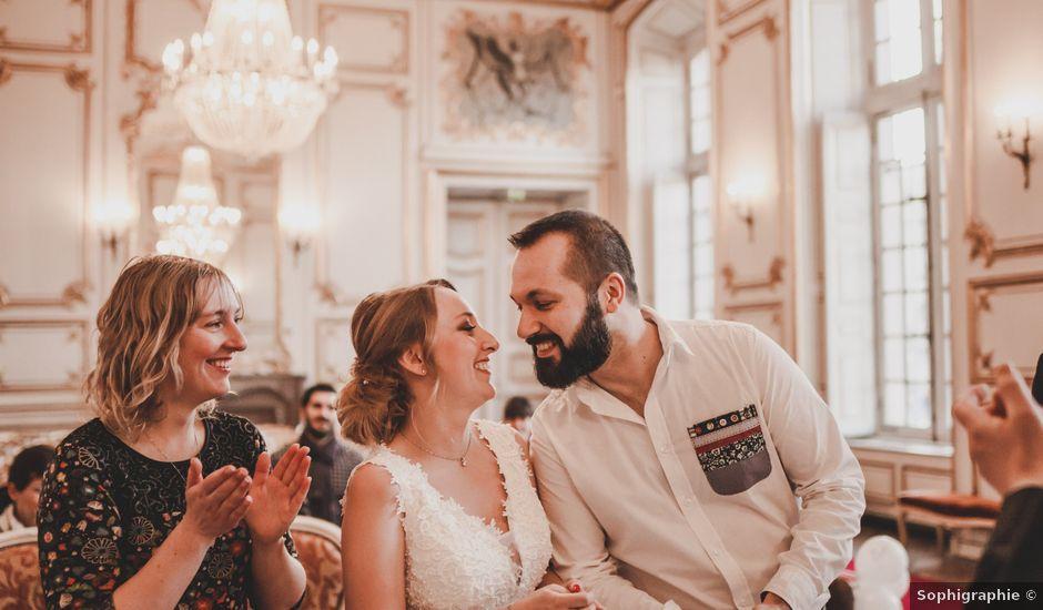 Le mariage de Franck et Aurore à Strasbourg, Bas Rhin