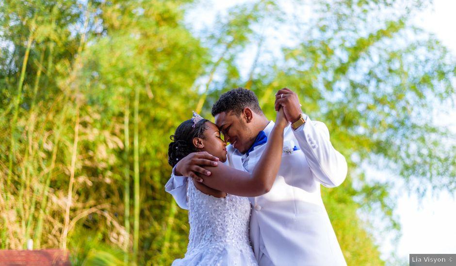 Le mariage de Nathan et Joselia à Fort-de-France, Martinique