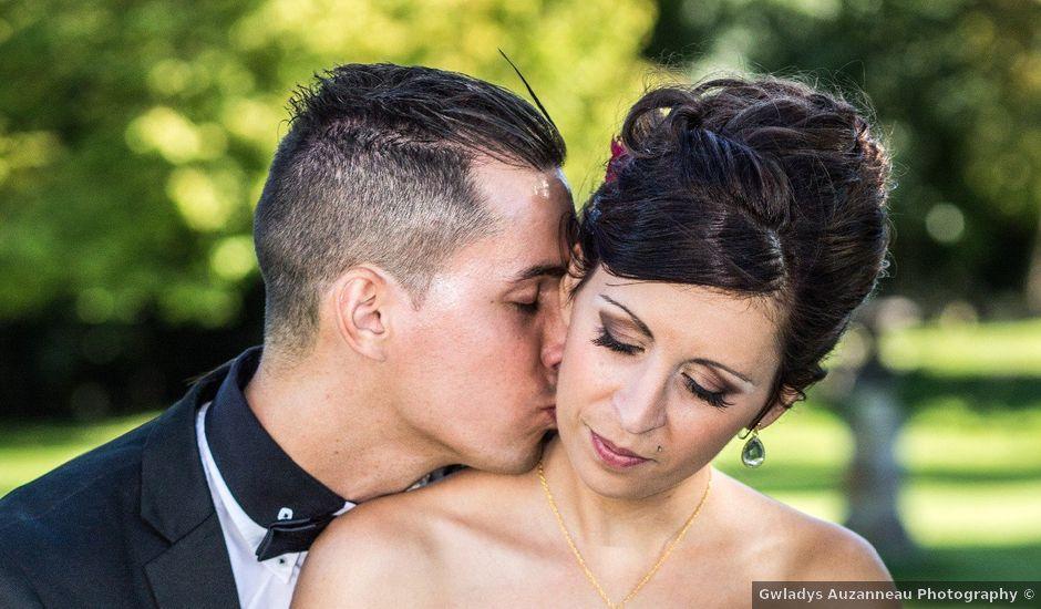 Le mariage de Anthony et Priscillia à Crazannes, Charente Maritime