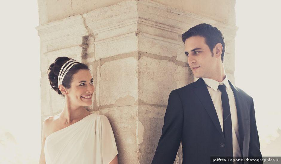 Le mariage de Mathieu et Marie à Vic-sur-Seille, Moselle
